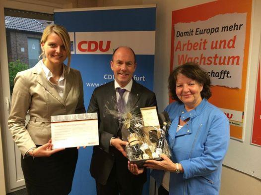 Mitgliederversammlung der CDU Burgsteinfurt