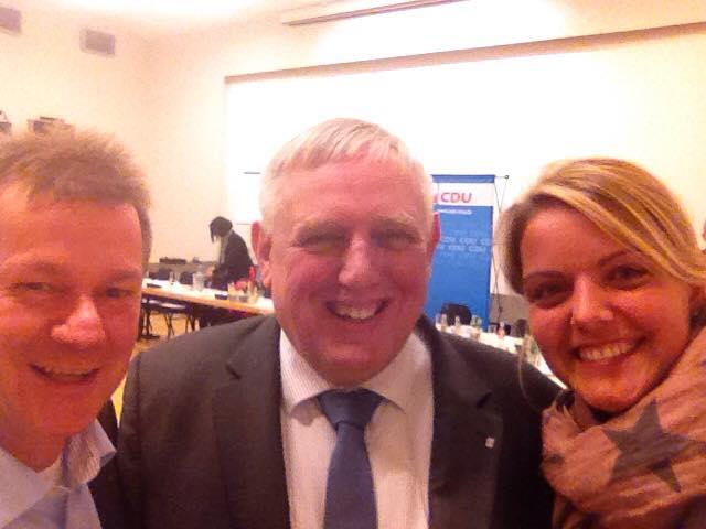 CDU-Landesvorstand mit Kreisvorsitzenden