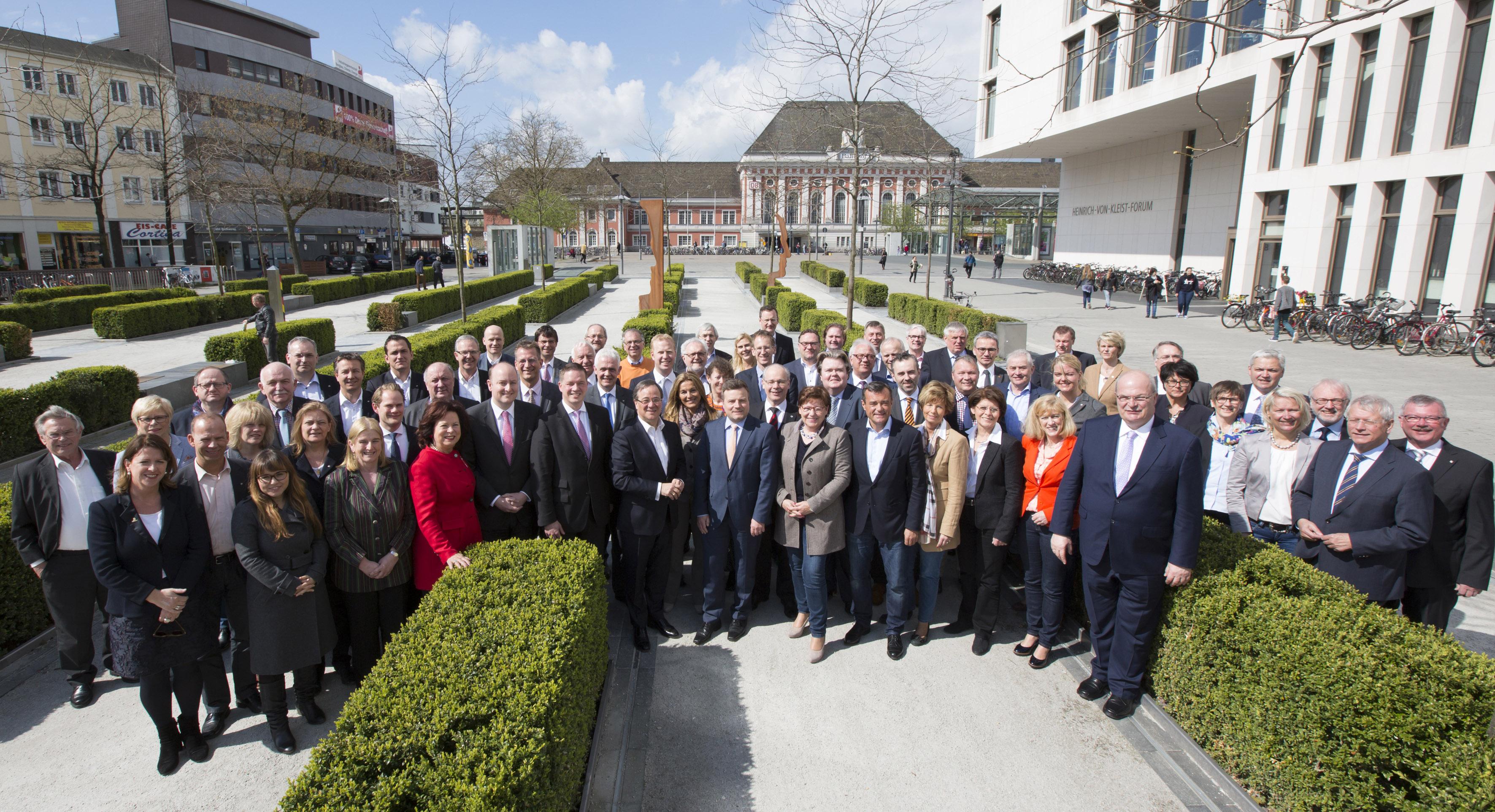 4. MandatstrŠgerkonferenz CDU NRW