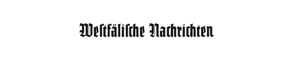 Westfälische Nachrichten: Schulze Föcking bei der konstituierenden Landtagssitzung